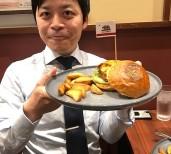 ハンバーガー♪♪