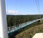 日本一長い吊り橋