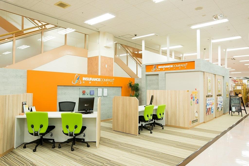 保険コンパス アピタ岡崎北店